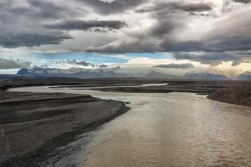 Rivers flow everywhere