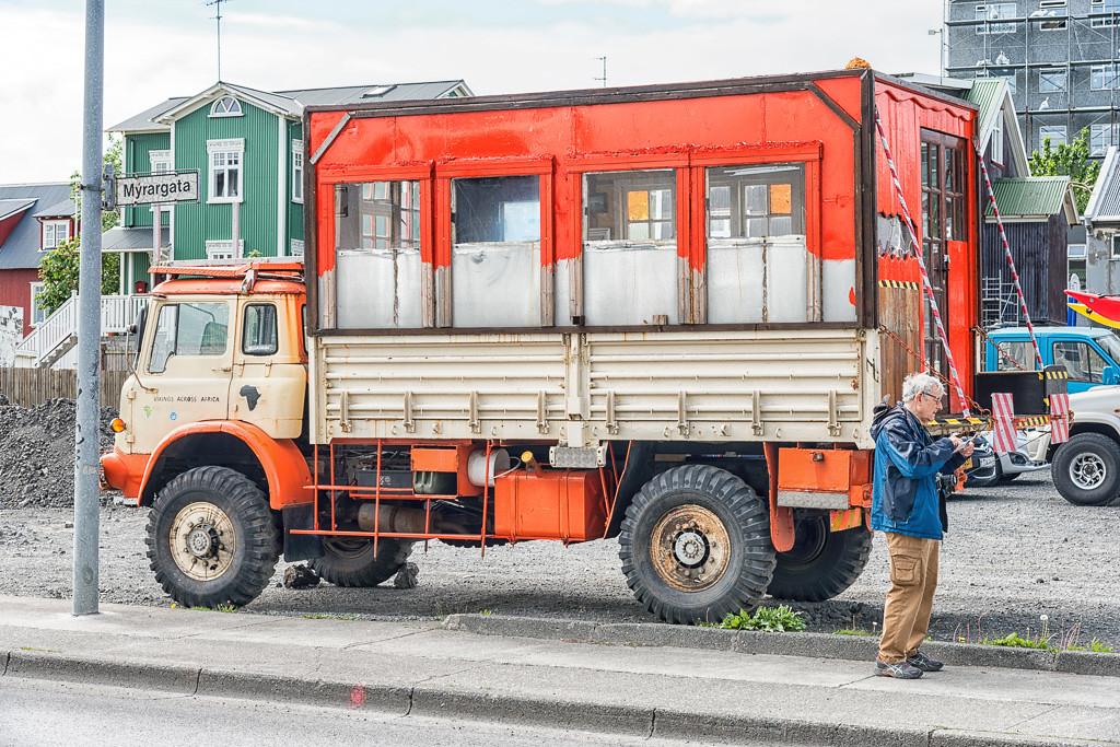 Unusual truck