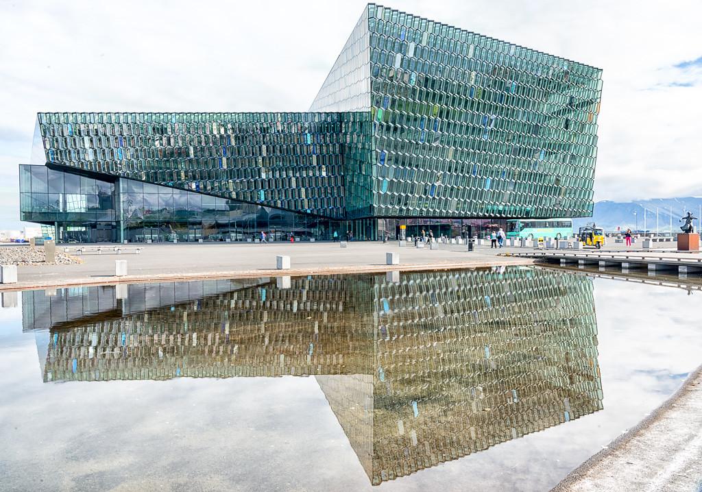Reykjavik Opera house