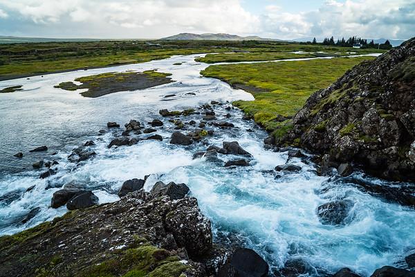 Öxará river