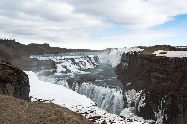 Iceland - Gullfoss (Golden Waterfall)-2662