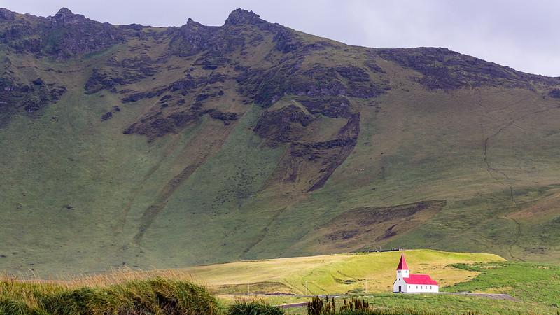 Vikurkirkja (Church of Vík í Myrdal)
