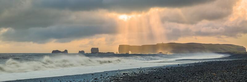 Dyrhólaey (view from Reynisfjara)