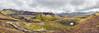 Stutur Volcanic Crater and Norournamshraun Lava Field (Landmannalaugar)