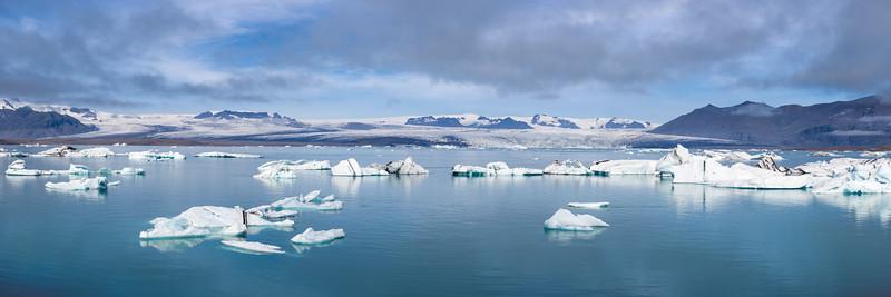 Jökulsárlón glacial lake