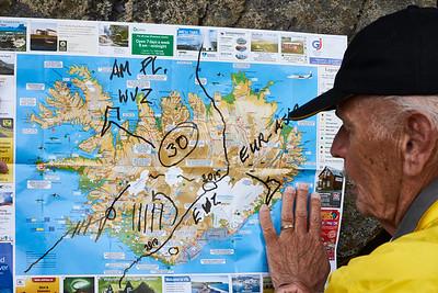 Tectonic Rift at Thingvellir NP