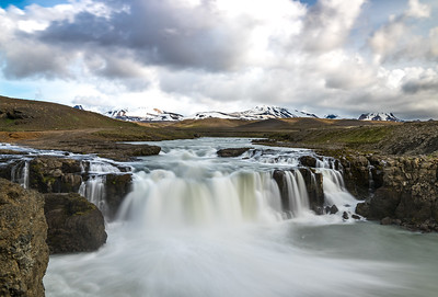 Images from a tour around Iceland summer 2017