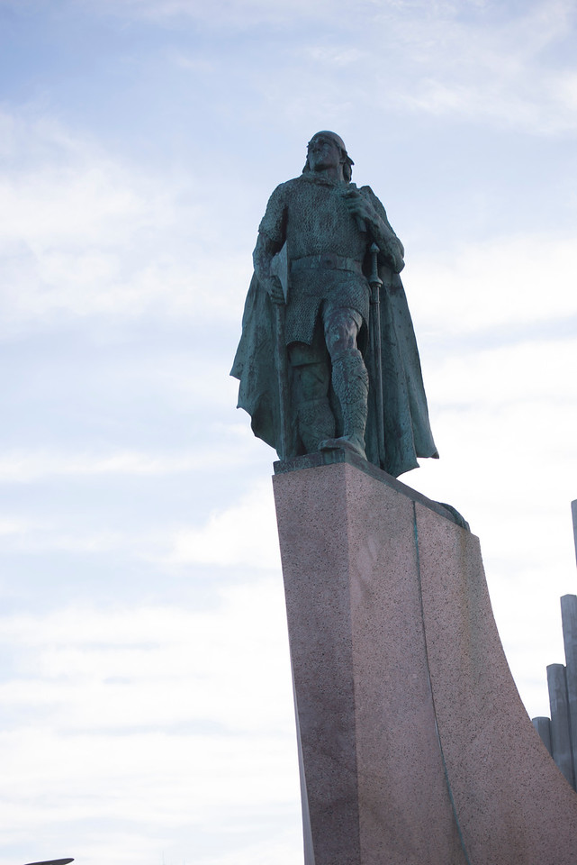 Statue of Leif Erickson