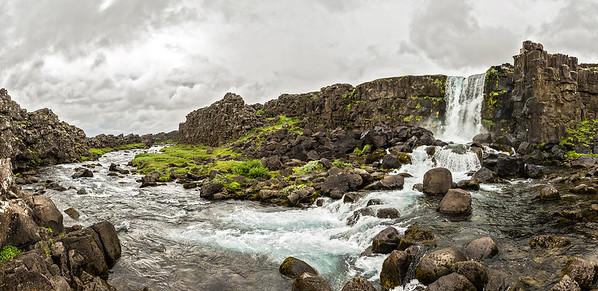 Thingvellir National Park, Drekkingarhylur