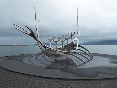 Sun Voyager. Reykjavik