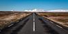 Northeast Iceland scenery on Highway 1