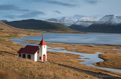 Church By The Fjord