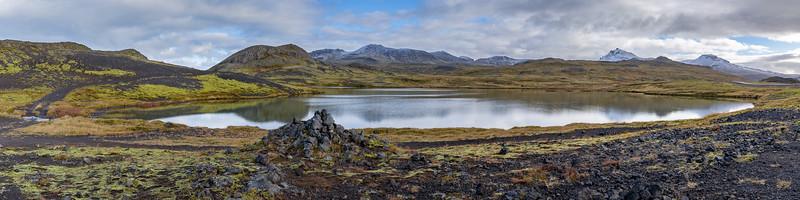 Valavatn Lake (Snæfellsnesvegur road)