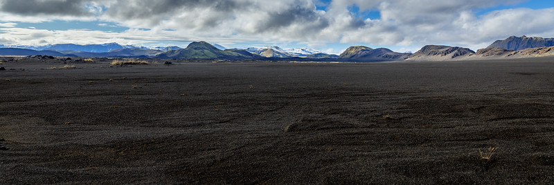 The wide emptiness (F208 on the way to Landmannalaugar)