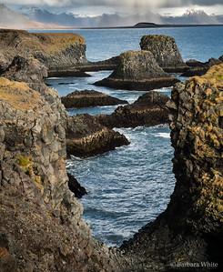 Arnarstapi Rock Arches