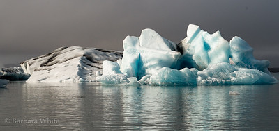 Jokulsarlon Lagoon Two