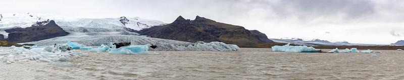 Fjallsárlón glacial lake