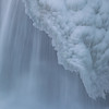 Godafoss winter - Details 2