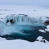 Godafoss winter - 4