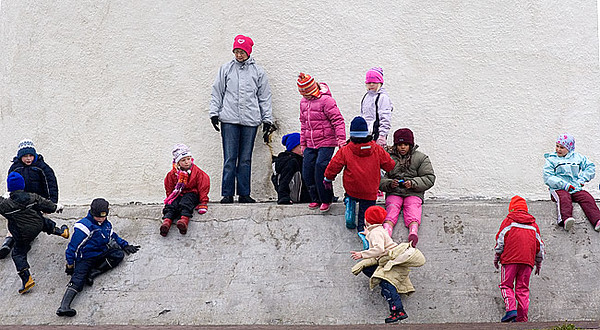 Iceland Kids