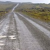 Typical Road in Lava Areas.