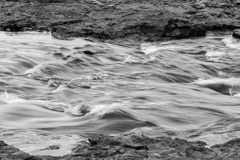 Detail in a stream near Kerlingarfjöll