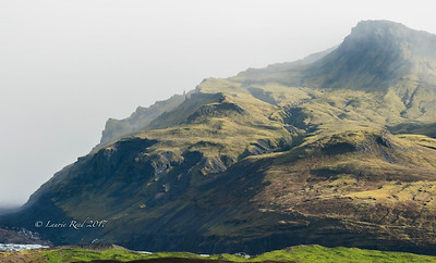Near Skaftafellsjökull