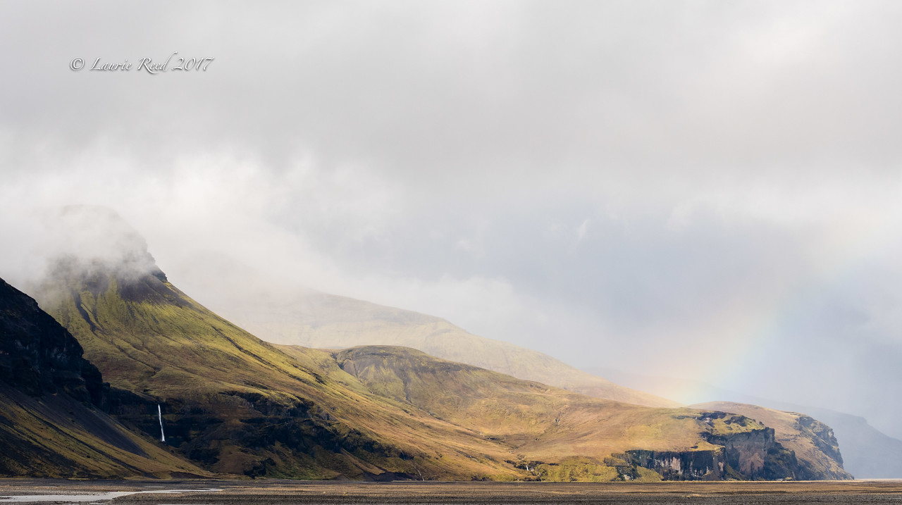 Rainbow and highlands