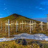Crosses, South Iceland
