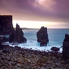 Cliffs At Reykjanes, Reykjanes Peninsula