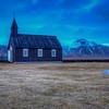 Church At Budir, Snaefelsness Peninsula