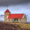 Church On Hill, Snaefelsness Peninsula