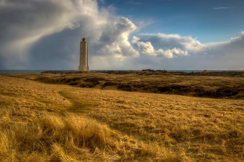 Lighthouse # 2, Arnarstapi