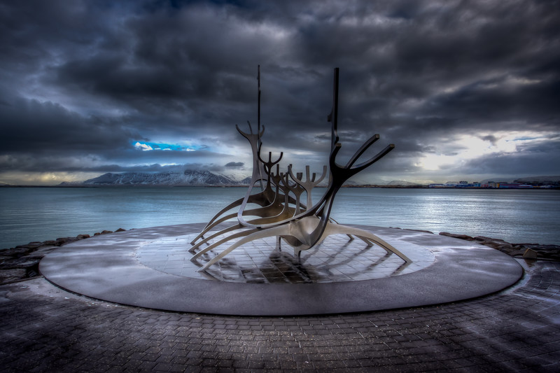 Sun Voyager, Reykjavic