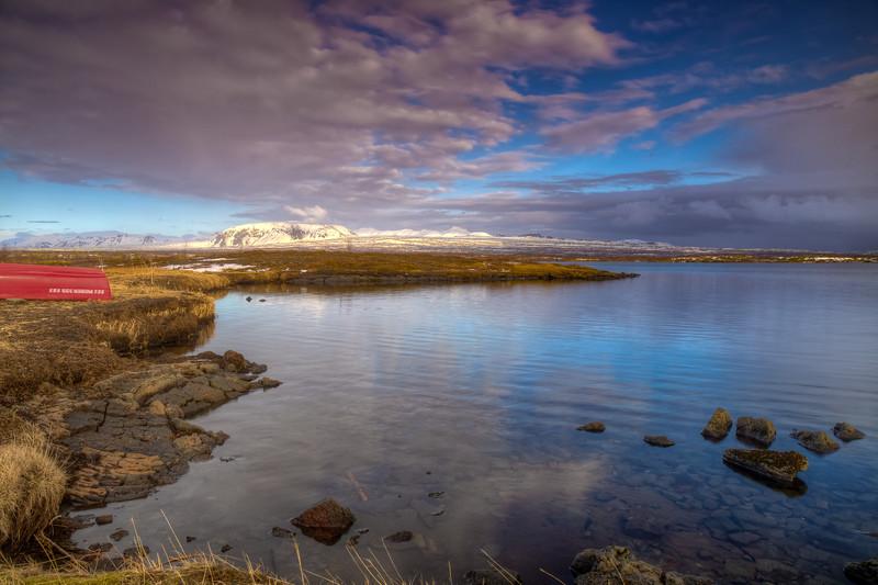 Lake Shoreline, Thingfellir
