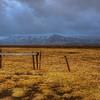 Fence, Snaefellsness Peninsula
