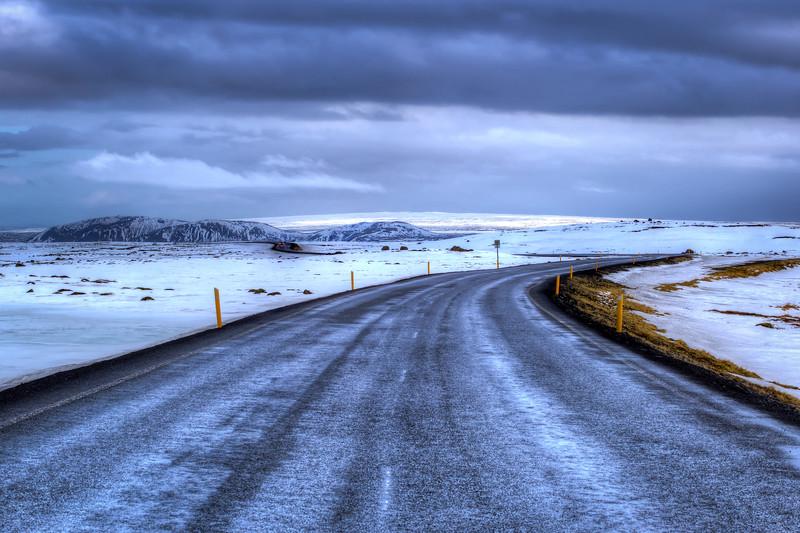 Road 56, Snaefelsness Peninsula