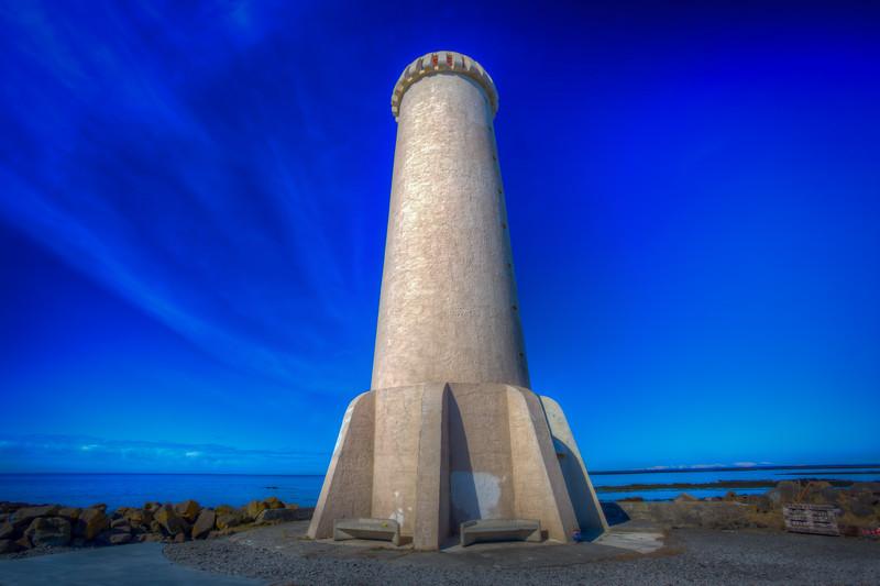 Lighthouse, Akranes