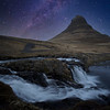 Kirkjufell Mountain, North Iceland