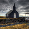 Budir Church #2. Snaefelsness Peninsula