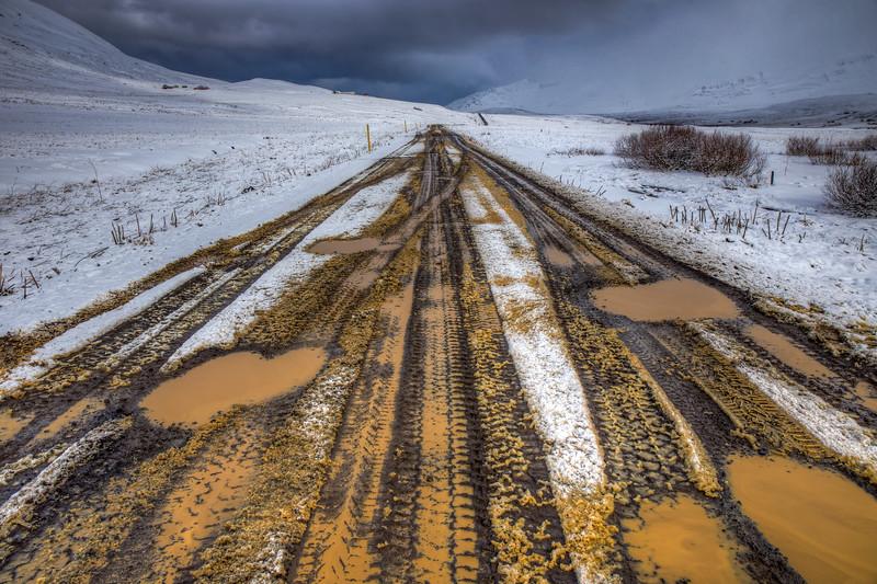 Road 711, North Iceland