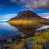 Kirkjufell Reflection, North Iceland