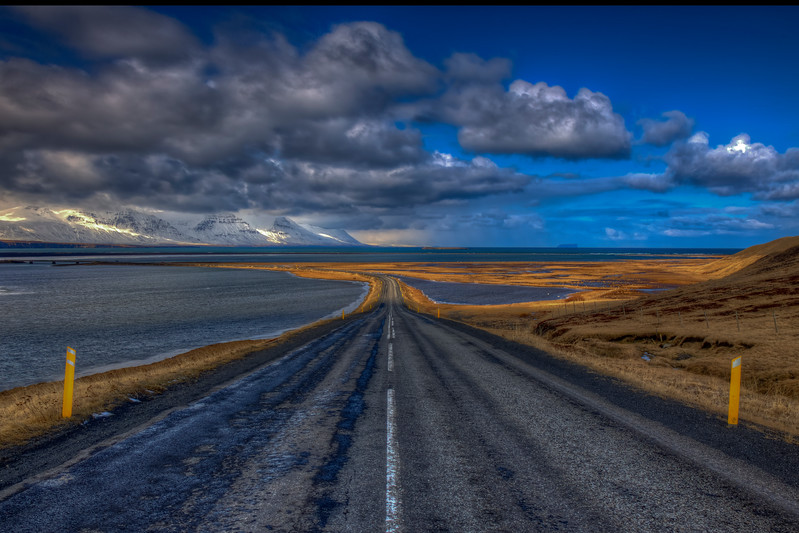 Road 75, North Iceland