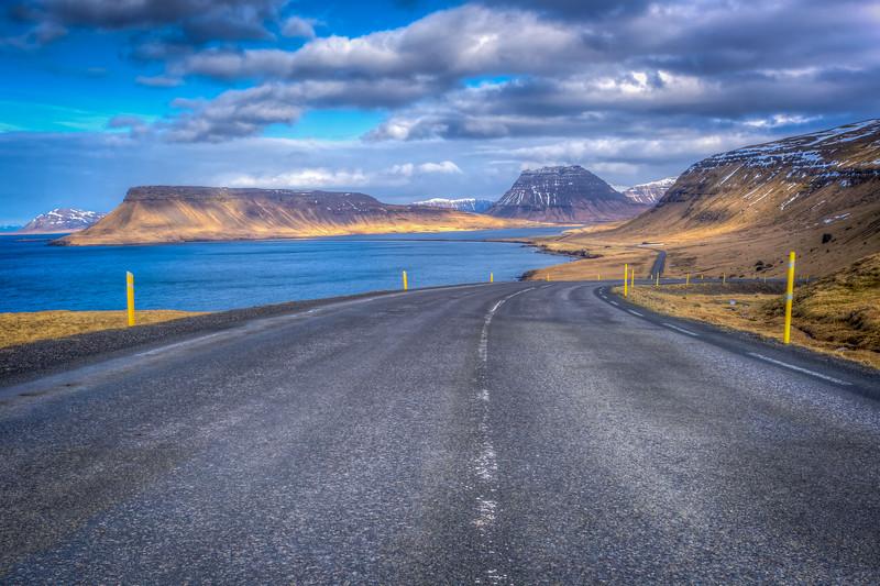 Road, Snaefellsness Peninsula