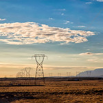 Iceland electric power grid