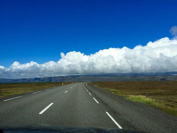 Iceland Road Scenes
