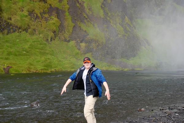 Iceland-Skogafoss