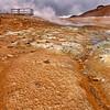 Hverarond Geothermal Area