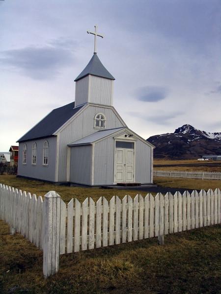 Bakkagerdi Church