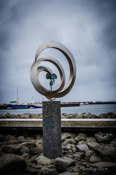 Weathervane at the Harbor